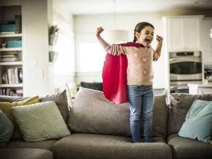 Cinco passos para criar uma criança mentalmente forte