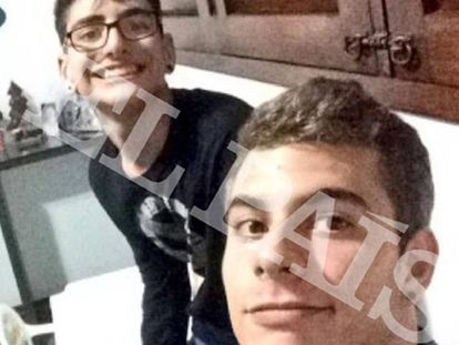 Marvin Henriques e Patrick Nogueira.