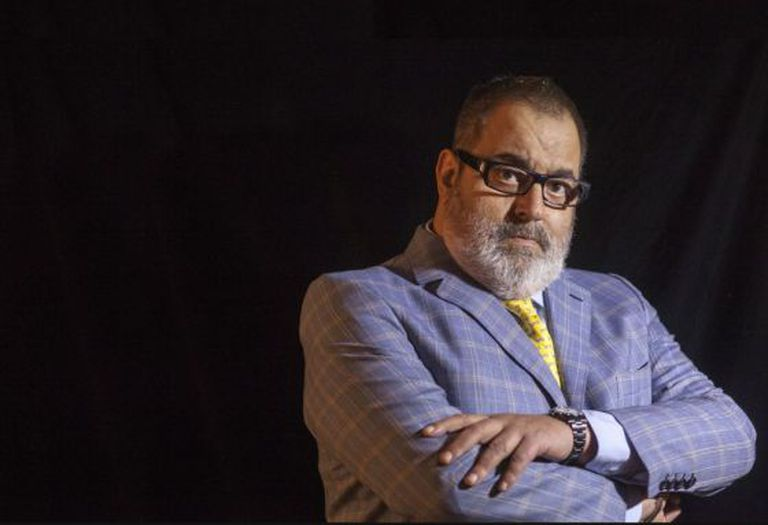 O jornalista argentino Jorge Lanata.
