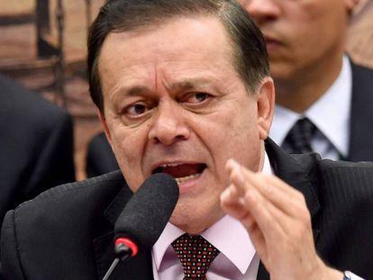 O relator Jovair Arantes.