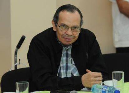 René Núñez, em uma imagem de arquivo.