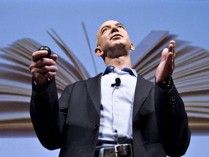 Jeff Bezos, em uma imagem de arquivo.