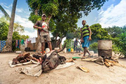 Manhiça é um município rural e pobre, no sul de Moçambique.
