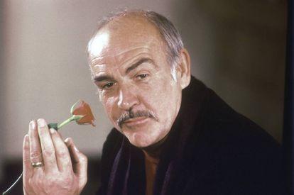 Sean Connery, em 1987.