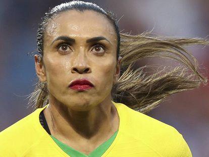 """A Copa do despertar feminista de Marta: """"O futebol feminino depende de vocês para sobreviver"""""""