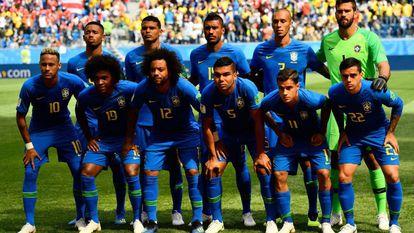 Seleção brasileira convocada para a Copa.