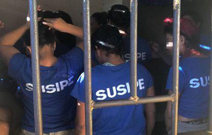 Mulheres presas no Centro de Recuperação Feminino, no Pará, relataram diversas truculências por parte de agentes federais, segundo o MPF.
