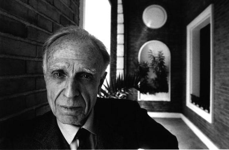 Adolfo Bioy Casares, em Madri em 1990.