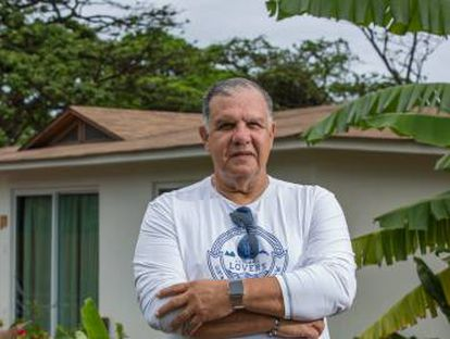 Luiz Falcão Júnior, 66, que pretende adquirir painéis solares em seu hotel.
