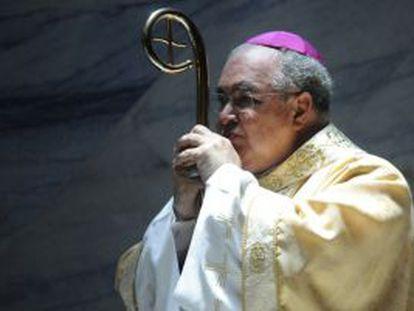 O arcebispo do Rio de Janeiro, dom Orani Tempesta.