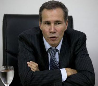 O promotor Alberto Nisman.