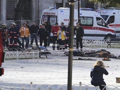 Turquia acusa o Estado Islâmico pelo atentado que matou 10 em Istambul
