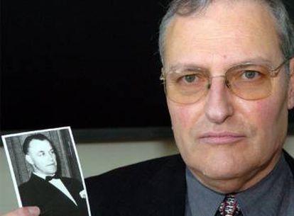 O caçador de nazistas Ephraim Zuroff, em imagem de arquivo.