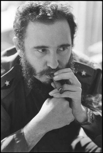 Fidel Castro, em 1966.