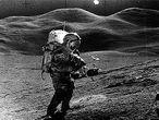 Astronauta de la misión Apolo 12, la segunda que se posó en la Luna, en noviembre de 1969.