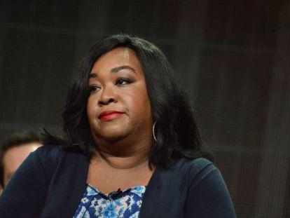 A produtora e roteirista Shonda Rhimes.