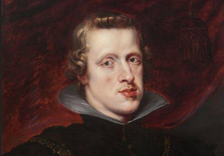 'Felipe IV' (1628-29), de Rubens.
