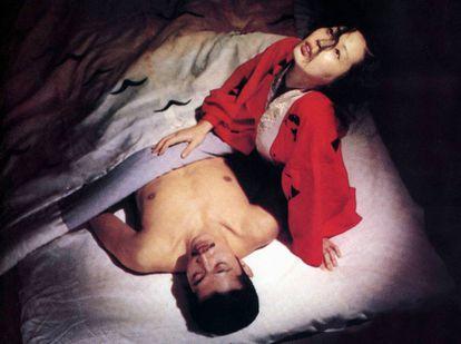 Imagem promocional de 'O Império dos Sentidos'.