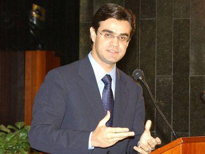 O vice-governador de São Paulo, Rodrigo Garcia (DEM)