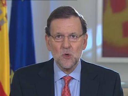 """Rajoy: """"Os escoceses evitaram as graves consequências da separação"""""""