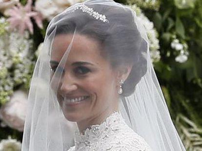 Pippa atraiu atenção mundial, seis anos atrás, no casamento de sua irmã, Kate, com o príncipe William