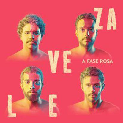 A capa do segundo disco da banda, 'Leveza'.