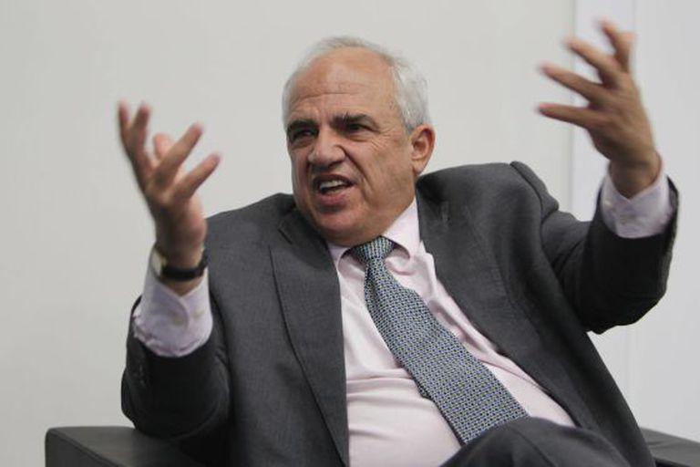 O secretário-geral da Unasul, Ernesto Samper.