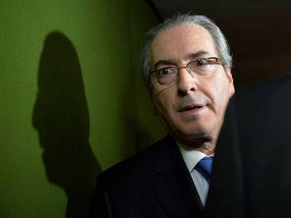 O ex-presidente da Câmara dos Deputados Eduardo Cunha.