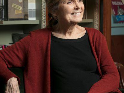 Gloria Steinem, em um retrato cedido pelo fotógrafo Beowulf Sheehan.