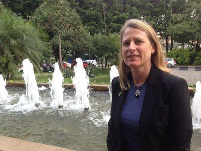 Paula Kehoe, diretora da Comissão de Utilidades Públicas de San Francisco.