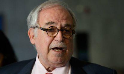 O ex-assessor da Presidência brasileiro, Marco Aurélio Garcia.