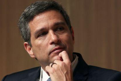 Roberto Campos Neto, presidente do Banco Central do Brasil, em imagem de 8 de agosto de 2019.