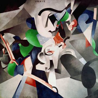 Undine ou la danse', de Picabia.