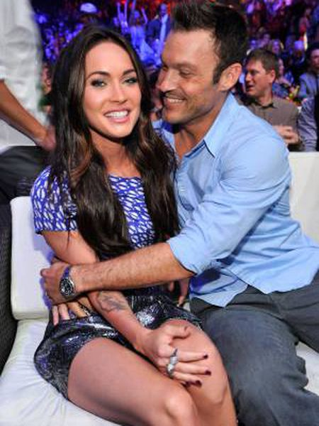 Megan Fox e Brian Austin Green.