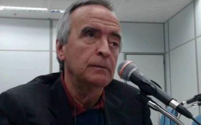 Nestor Cerveró depõe em acordo de delação premiada.
