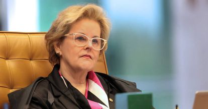 Ministra Rosa Weber, do Supremo Tribunal Federal.