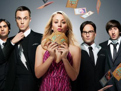 Um milhão de dólares por capítulo aos protagonistas de 'The Big Bang Theory'