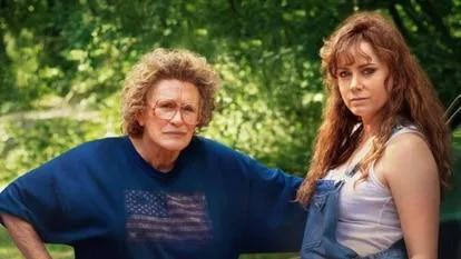 Glenn Close e Amy Adams, em 'Era Uma Vez um Sonho'.