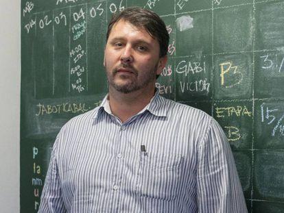 Geraldo Moura, doutor em urbanismo pela USP