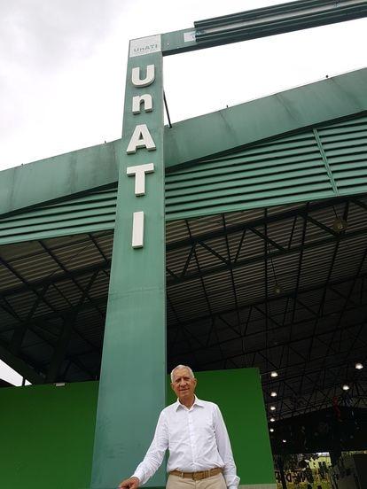 Euler Ribeiro, geriatra da  Universidade Aberta à Terceira Idade (UNATI)