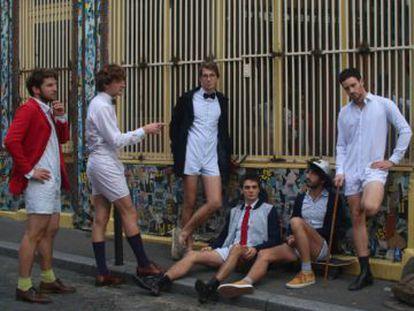 'Calchemise': a camisa com roupa de baixo incorporada que arrasa na França