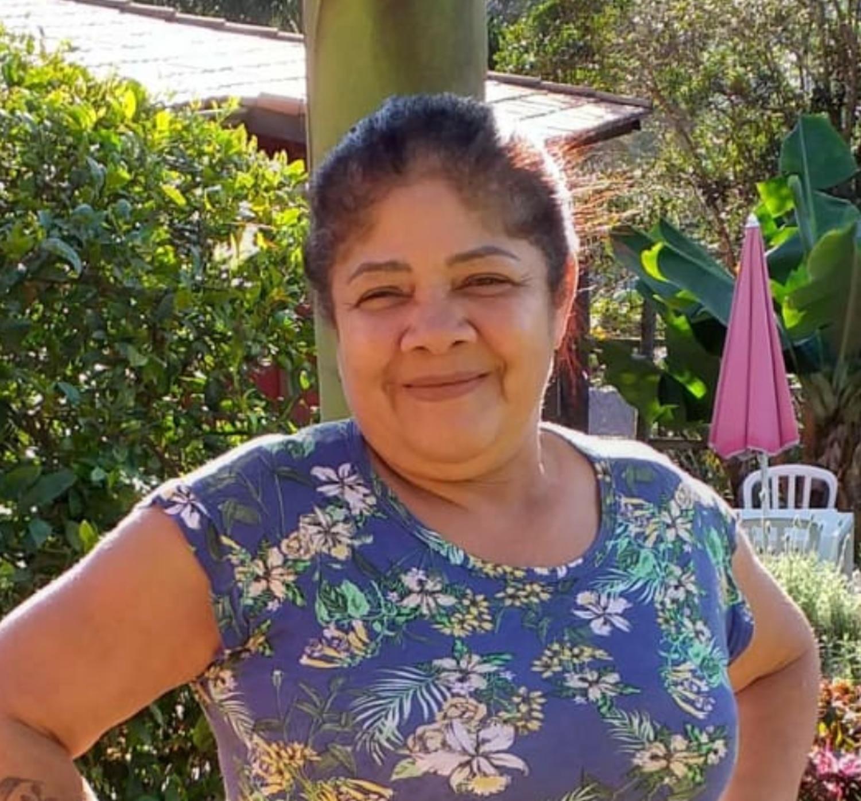 A técnica de enfermagem Maria Aparecida Duarte, 63.