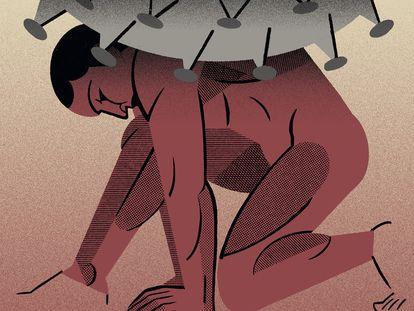 Corpos de pandemia