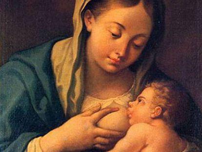 A virgem amamentando, uma velha tradição cristã