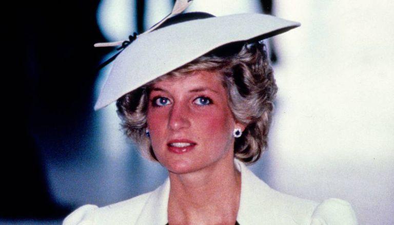 Lady Di, em novembro de 1985.
