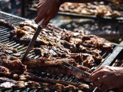 Apetite da China empurra uruguaios a comer carne brasileira