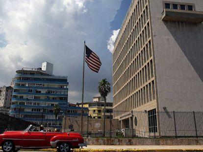 Embaixada dos Estados Unidos em Havana.