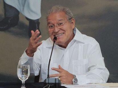 Sánchez Cerén prepara a transição em El Salvador.