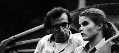Cena do filme Manhattan, de Woody Allen.