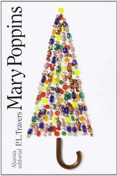 Capa de 'Mary Poppins' (Alianza).
